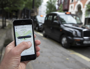 How I earned £1,500 in free Uber credit